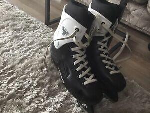 Head Ghost Ice Skates Size 9 Uk