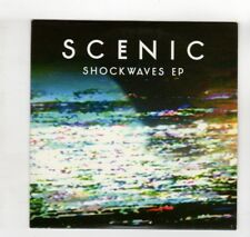 (IG887) Scenic, Shockwaves EP - 2013 DJ CD