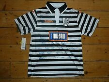 aigned QUEENS PARK  FC GLASGOW football shirt AUTOGRAPHED x 19 Players