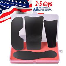 4Pcs Dental Orthodontic Photographic Mirror Stainless steel nickel USA Seller