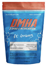 Dmha-Powder - Purity Guaranteed - 10 Grams - Scoop Included (Limited Available)