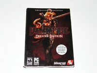 Dungeon Siege II Deluxe Edition PC Game 2006 Complete