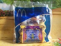 Disney Aladdin Special Ed #1 Aladdin & Carpet McDonalds Happy Meal Toy 2004 MIP