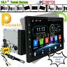 10.1 pollici 2 Din autoradio 4Core Bluetooth Car GPS Stereo USB WiFi Android 9.1
