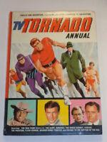 TV TORNADO 1967 BRITISH ANNUAL PHANTOM JARROLD AND SONS HARDBACK<