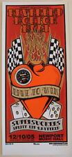 2005 Reverend Horton Heat - Columbus Silkscreen Concert Poster s/n by Martin