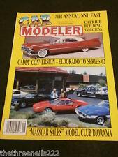 CAR MODELER - CADDY CONVERSION - SEPT 1993
