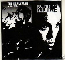 (L945) The Earlyman, Love The Life You Live - DJ CD