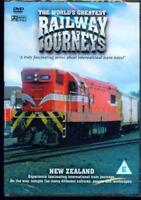The Worlds Greatest Railway Journeys - New Zealand - DVD