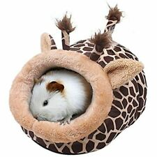 New listing Hamster Guinea Pig Supplies Bed Accessories House Hedgehog Cage Ferret