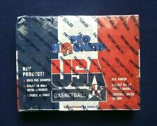 Rare 1995 Pro Magnets USA Basketball Limited Edition Factory Sealed Box 24 Packs
