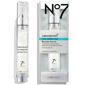 No7 Laboratories Line Correcting Booster Serum 15ml