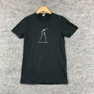 Bon Jovi Womens T-Shirt Top Size S Small Black 2018 Tour Short Sleeve 235.28