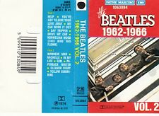 "K 7 AUDIO (TAPE)  THE BEATLES  ""1962 / 1966 VOL 2"""
