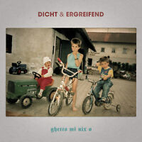 Dicht & Ergreifend - Ghetto Mi Nix o (2LP Vinyl Gatefold + MP3) 2018 Zipfe Adam