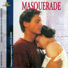 MASQUERADE- COMPLETE SCORE - LIMITED 3000 - OOP - JOHN BARRY