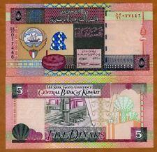 Kuwait, 5  Dinar, L. 1968 (1994), P-26 UNC