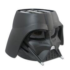 Disney Star Wars Darth Vader 2 Slice Kitchen Breakfast Toaster