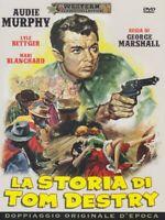 La Storia di Tom Destry - (19543) Western ** A&R Productions *Dvd * ......NUOVO