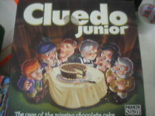 CLUEDO JUNIOR - THE CASE OF THE MISSING CHOCOLATE CAKE - SPARE PIECES