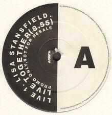LISA STANSFIELD - Live Together (Promo Massive Attaque Rmx)