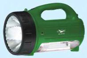 Lampada Torcia di potenza Lampada alogena: 6V 15W o Lampada fluorescente: PL7W
