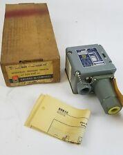 Square D 9012-ADW-24 Pressure Regulator Set Contacts 400-3000psi