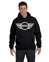 Mini Cooper Hoodie Club Man Cooper S Cars Automotive JDM Custom Sweatshirt