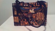 Handmade Egyptian African Print Fabric Purse