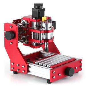 Mini CNC Router 1310 CNC Metall Gravierfräsmaschine Kit Laser Graveur mit ER11