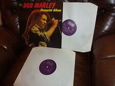 Bob Marley, Memorial Album, 2 LPs German Bellaphon 31007001,