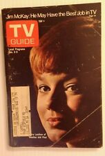 Rare 1973 TV Guide - ATL Ed. - Nov., Deirdre Lenihan, Jim McKay