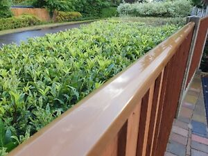 Metal Fencing Panel Topper. Protect Your Fence Panels, Premium & Smart. UK Made.