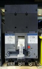 GE Spectra RMS 1200A Breaker 600V, 3P, with 1000A Trip SKHA36AT 1200  - Nice!!!