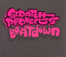 Scratch Perverts = ZINC/Rusko/Lomax/Caspa... = 2cd = breakbeat Drum & Bass dubstep