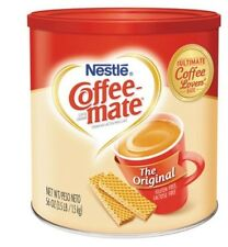 Nestlé Coffee Mate Original Powdered Creamer 56 Oz, FREE SHIPPING |NO SALES TAX|