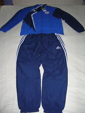 Derby County Soccer Tracksuit England Adidas Football Presentation Suit NEW