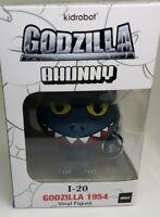 Kidrobot Godzilla 1954 I-20  4 inch Vinyl Loot Crate Exclusive New