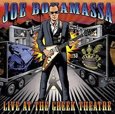 JOE BONAMASSA-LIVE AT THE GREEK THEATRE (180GR.GATEFOLD  3 VINYL LP + MP3 NEW!