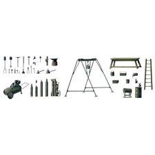 Outil de champ ITALERI boutique 419 1,35 accessoires kit de modèle