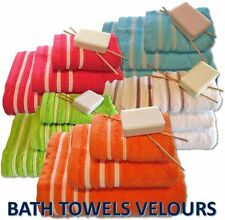 Nautical 100% Cotton Bath Towels