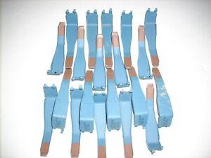 Perimeter alarms, Trip Wire, blue spoons, 20ea