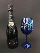 MOET CHANDON Nectar Imperial Champagne Bottiglia 0,75l 12% vol +1 Echt GLAS BLU