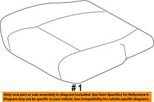 FORD OEM F-250 Super Duty Front Seat-Cushion Bottom Cover Right BC3Z2562900EA