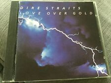 DIRE STRAITS LOVE OVER GOLD CD TELEGRAPH ROAD PRIVATE INVESTIGATIONS INDUSTRIAL