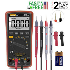 JF-XUAN Digital ammeter with AC Leakage Current Clamp Meter online measuremen monitor ETCR8000 Digital Clamp Electrical Tester