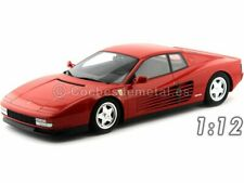 1984 Ferrari Testarossa Rojo 1:12 Kyosho KSR08663R