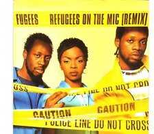 Fugees - Refugees On The Mic (Remix) - CDS - 1997 - Pop Hip Hop 2TR Cardsleeve