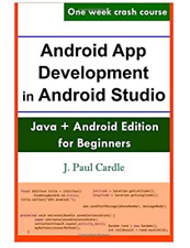 Android App Development in Android Studio - Java plus Android edition #111
