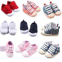 verano otoño Suelas blandas Zapatos De Cuna Infantil Bebé Niña Niño Zapatillas